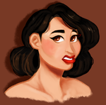 Pinup by lepidopteras
