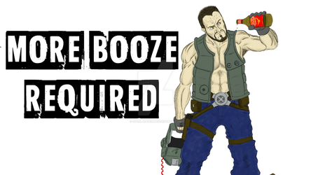 DrunkWarrior Online: More Booze Required! by Steel-Raven