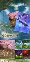 The Wishing Trees by cosmosue