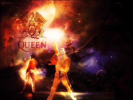 Freddie Mercury Wall by Joe-Cole-10