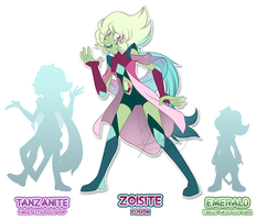 Zoisite - OC Fusion by iPhysik