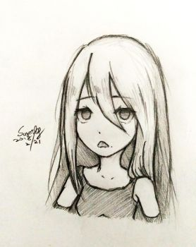 A2 nier automata quick sketch by summilly