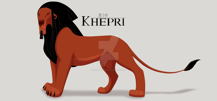 Khepri Reference Sheet by EyesInTheDark666