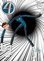 Mr. Fantastic by Kaufee