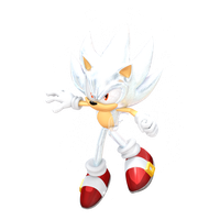 Hyper Sonic Render by JaysonJeanChannel