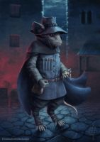 Vampire Mouse Quest by Irbeus