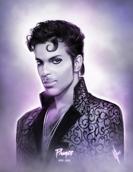 Prince 1958 - 2016 by WarrenLouw