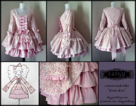 Lolita Dream Dress Commission by MissChubi