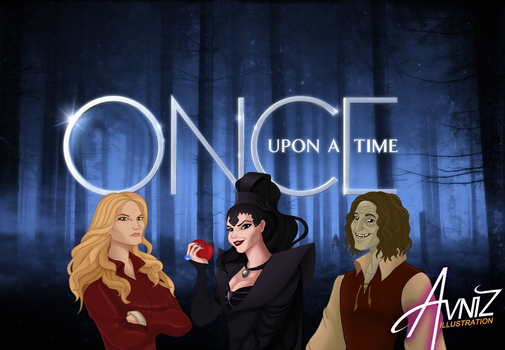 Once Upon A Time by Avniz