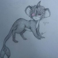Vyrux [Request] by frostyfung