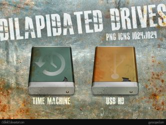 Dilapidated Drives v1 by r3dlink13