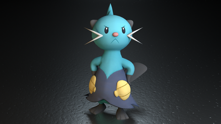 #502. Dewott by TheAdorableOshawott