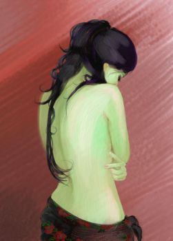 Elphie by mary90