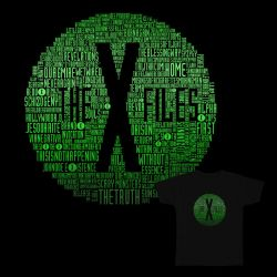 The X Files Legend by tomtomss