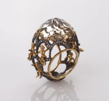 Harem Ring by Selda Okutan by SeldaOkutan