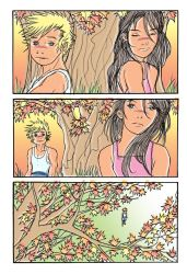 The Waiting Tree - p 09 colour by GLau