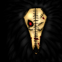 The Seedeater: Creature in the Dark by CarillonNightmares