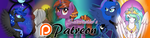 New Patreon Banner by SpokenMind93
