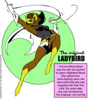 The Original Ladybird by LegacyHeroComics