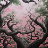 Forest Canopy by crazycolleeny