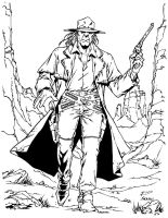 Saint of Killers by luisalonso