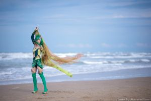Rydia Final Fantasy 4 by Eyes-0n-Me