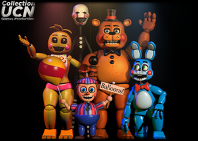 UCN Collection  - Smile for the picture! by GamesProduction