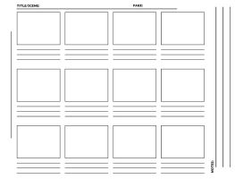 Free storyboard template by reggiewolfpro on deviantart storyboard template hirez tiff by westwolf270 saigontimesfo