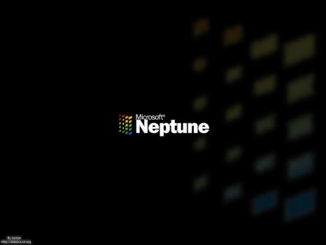Windows Neptune Wallpaper by Javstar