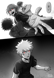 It Has to be You [BnHA] by Spitestar