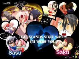 SasuSaku Forever by wow1076