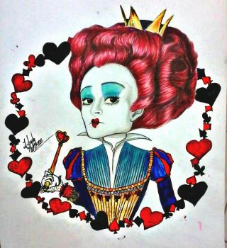 Queen of Hearts by Jujubs14