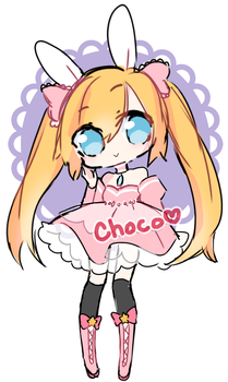 [CLOSED] Bunbun by Chocolatte-Kun