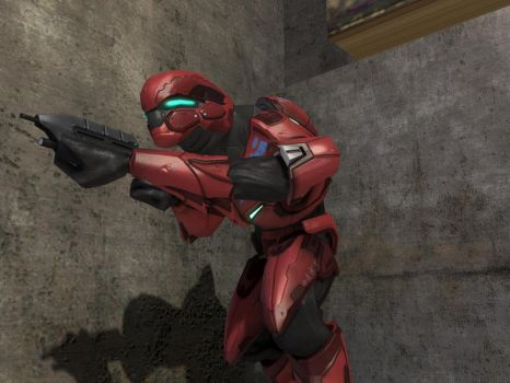 Halo 3 Elite by TheFrogPrince