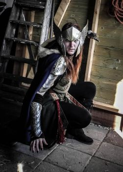 Battle Valkyrie Costume 3 by Mariey