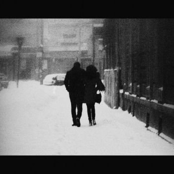 a snowfall kind of love by PsycheAnamnesis