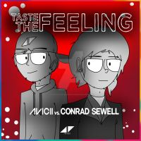 Avicii vs. Conrad Sewell - Taste The Feeling by joshuacarlbaradas