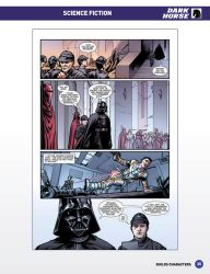 STAR WARS: DARK TIMES FIRE CARRIER #1 Preview by gabrielguzman