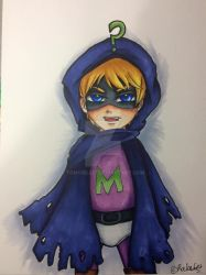 SP: Mysterion by tomgirl227