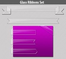FreeBie- Glass Web Ribbon by sktdesigns