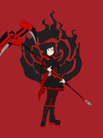 Ruby Rose by PikachuFan0617