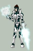 Exo-Suit by Zombie-Dude