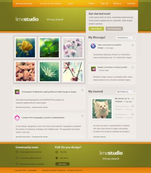 LimeStudio by dioxyzone