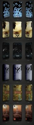 NIN iPhone Case Designs by AliceGraphix