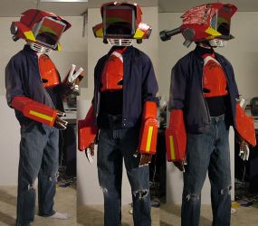 Canti-taped by flcl