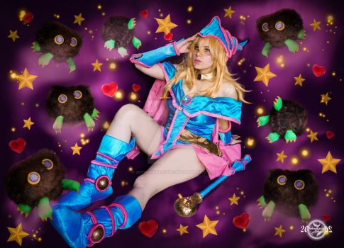 Appealing to the Kuriboh's fantasy cosplay