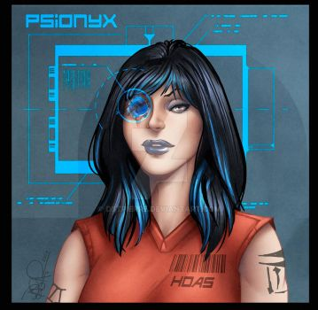 Psionyx 2016 Update by DStPierre