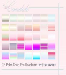 Candide Psp Gradients by ElvenSword