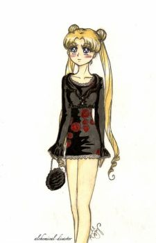 Usagi by alchemical-disaster