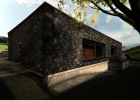 3d exterior_mortuary by the3d3mocrat